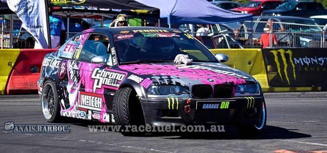 ETS Racing Fuels - Drift Superstar New Caledonia