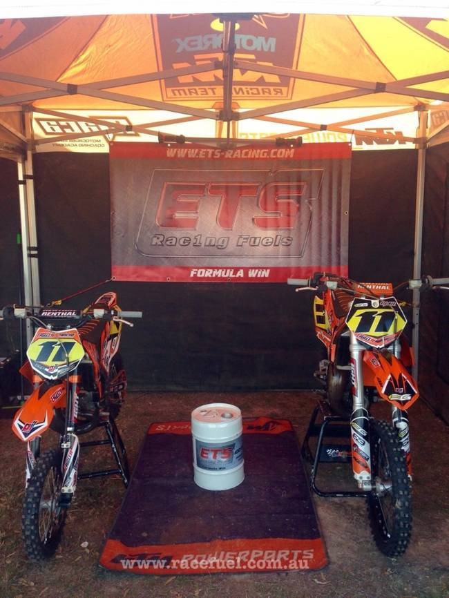 ETS Race Fuels - Anthony MX