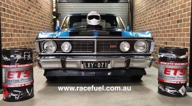ETS Racing Fuels Drag Racing Australia