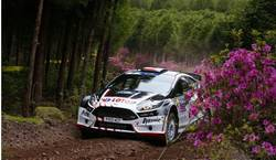 ETS Racing Fuel used in Round 5 at ERC