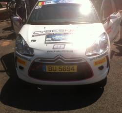 ETS Racing Fuels - ERC Round 7 at Ypres