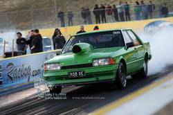 ETS Racing Fuel - P14 Drag Racing Ford XE Rob
